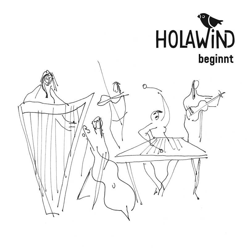 Holawind Beginnt Cover